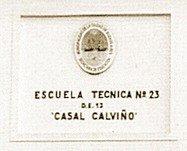 Escuela Técnica N° 23 Casal Calviño en Parque Avellaneda, Capital Federal