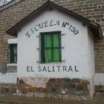 Escuela N°130 El Salitral en Catan Lil, Neuquén