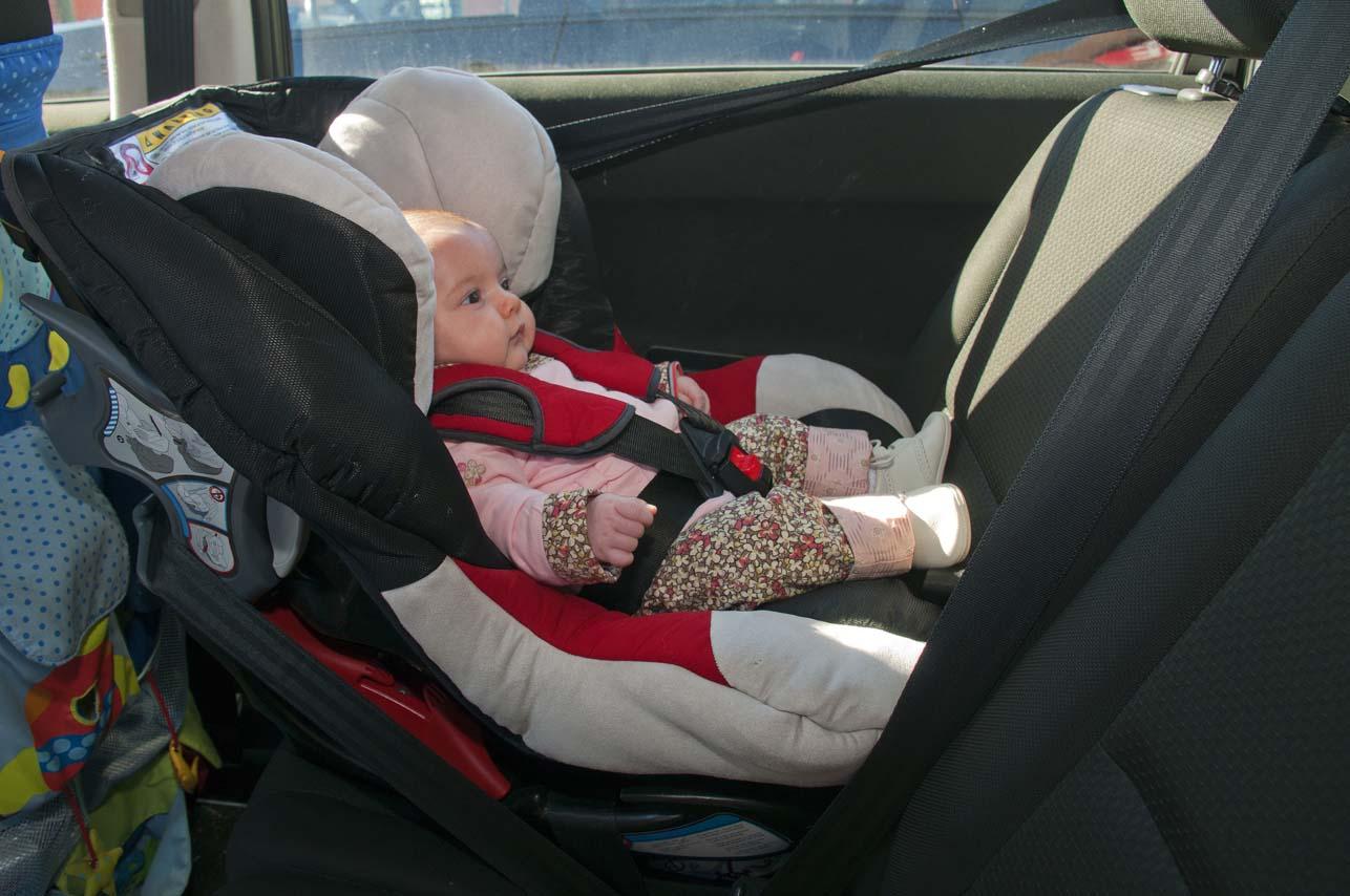 El uso de sillas para ni os en los veh culos particulares for Sillas para ninos para el coche